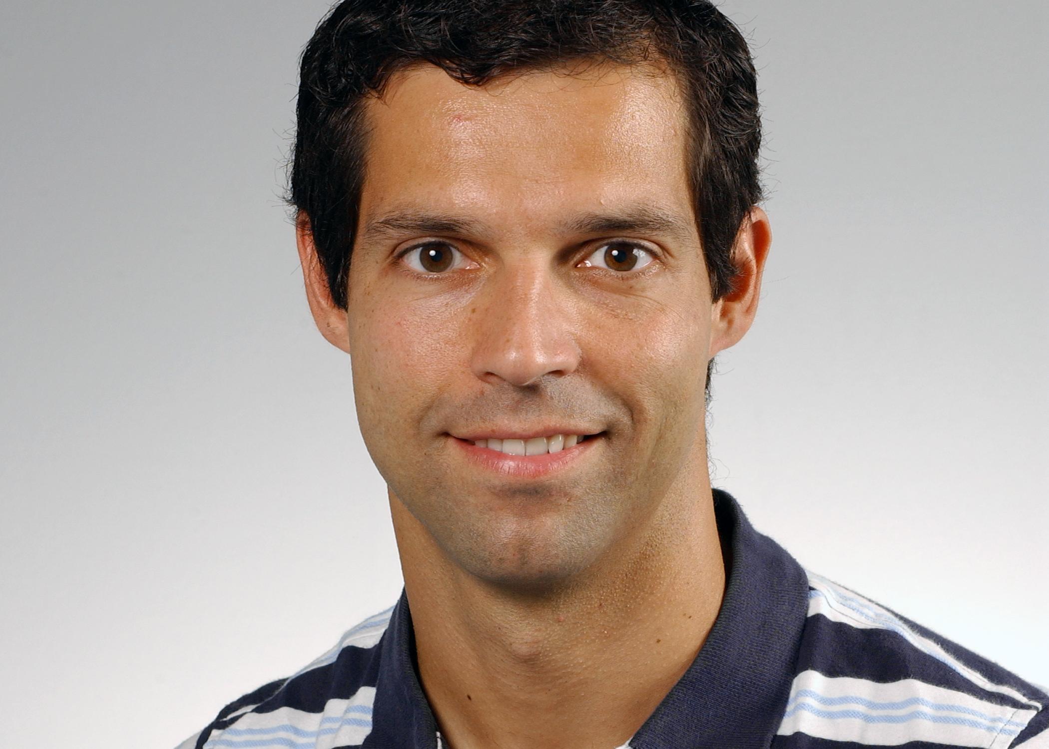 Pedro Miguel Geraldes, chercheur au CRCHUS