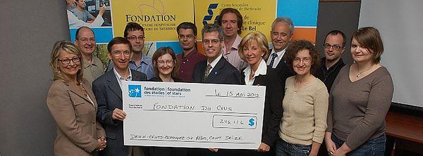 Fondation CHUS